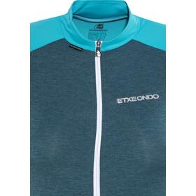Etxeondo Maillot M/C Terra Maillot manches courtes Femme, blue